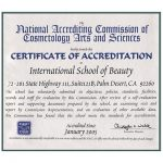 Nationally Accredited Certificate